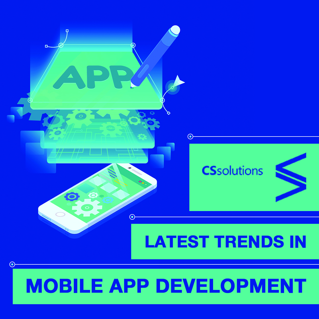 Latest Trends in Mobile App Development
