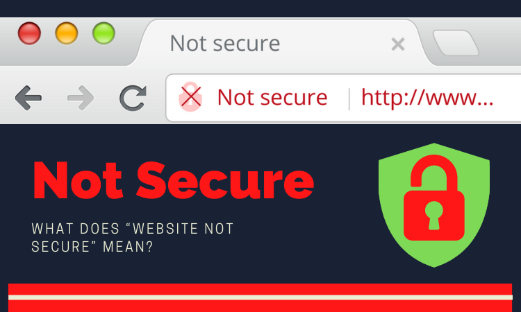 website-not-secure